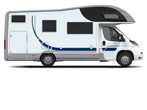 Arrival for motorhomes