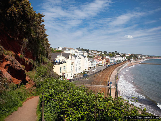 Delightful Devon beaches close to our Club Sites