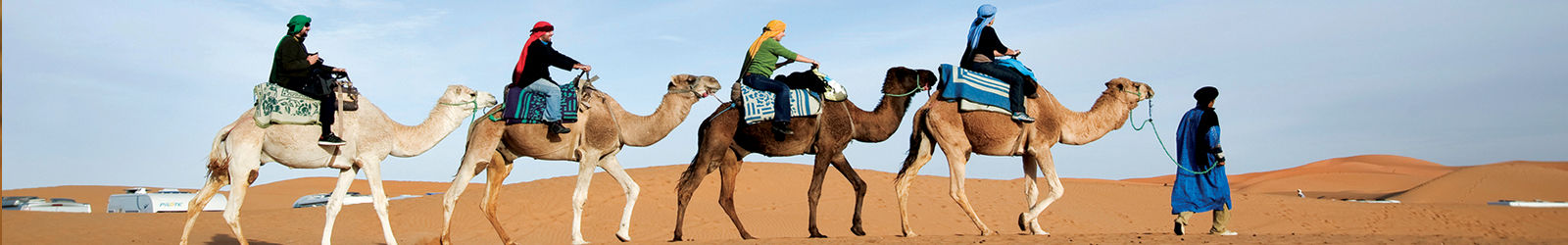 Moroccan Magic Escorted Tour