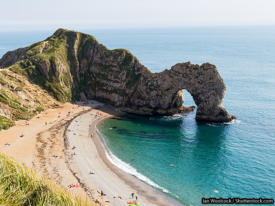 Beaches in Dorset