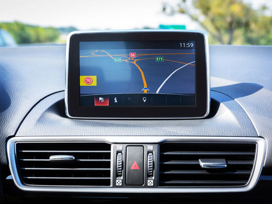 Need help with satellite navigation devices (satnav)?