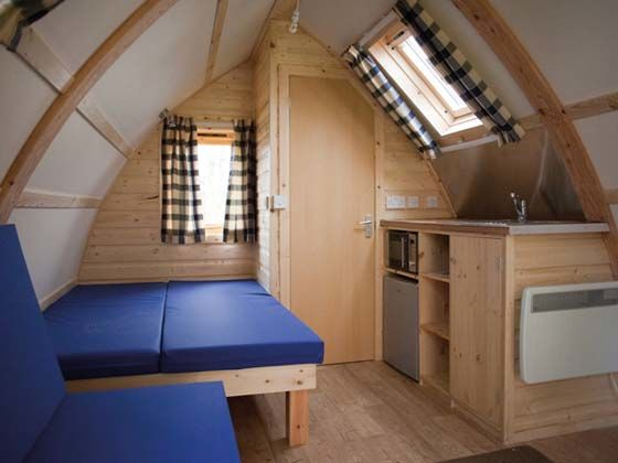Wigwam® Cabins at Loch Ness
