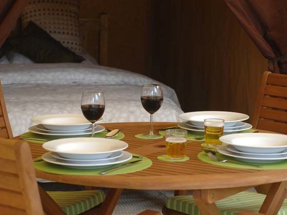 Club Glamping Offers