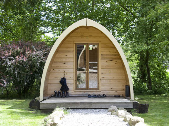 Glamping UK | Luxury Camping - The Camping and Caravanning Club