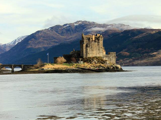 Breathtaking Scottish Castles to explore during your camping stay