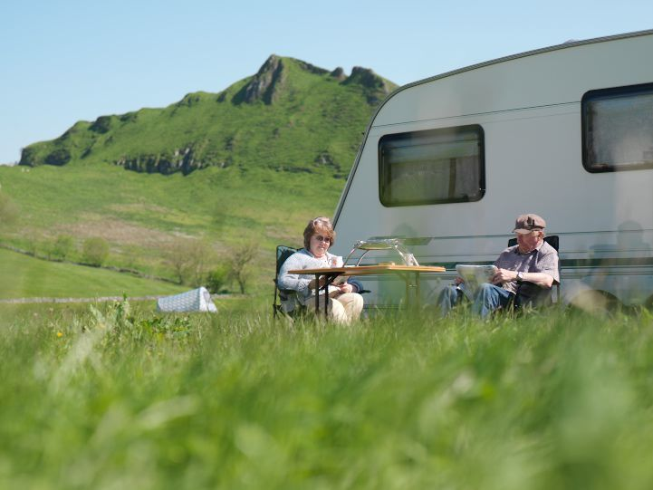 How to protect your caravan when on holiday