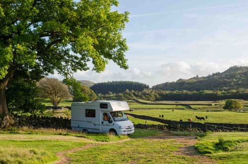 Our guide to motorhome insurance