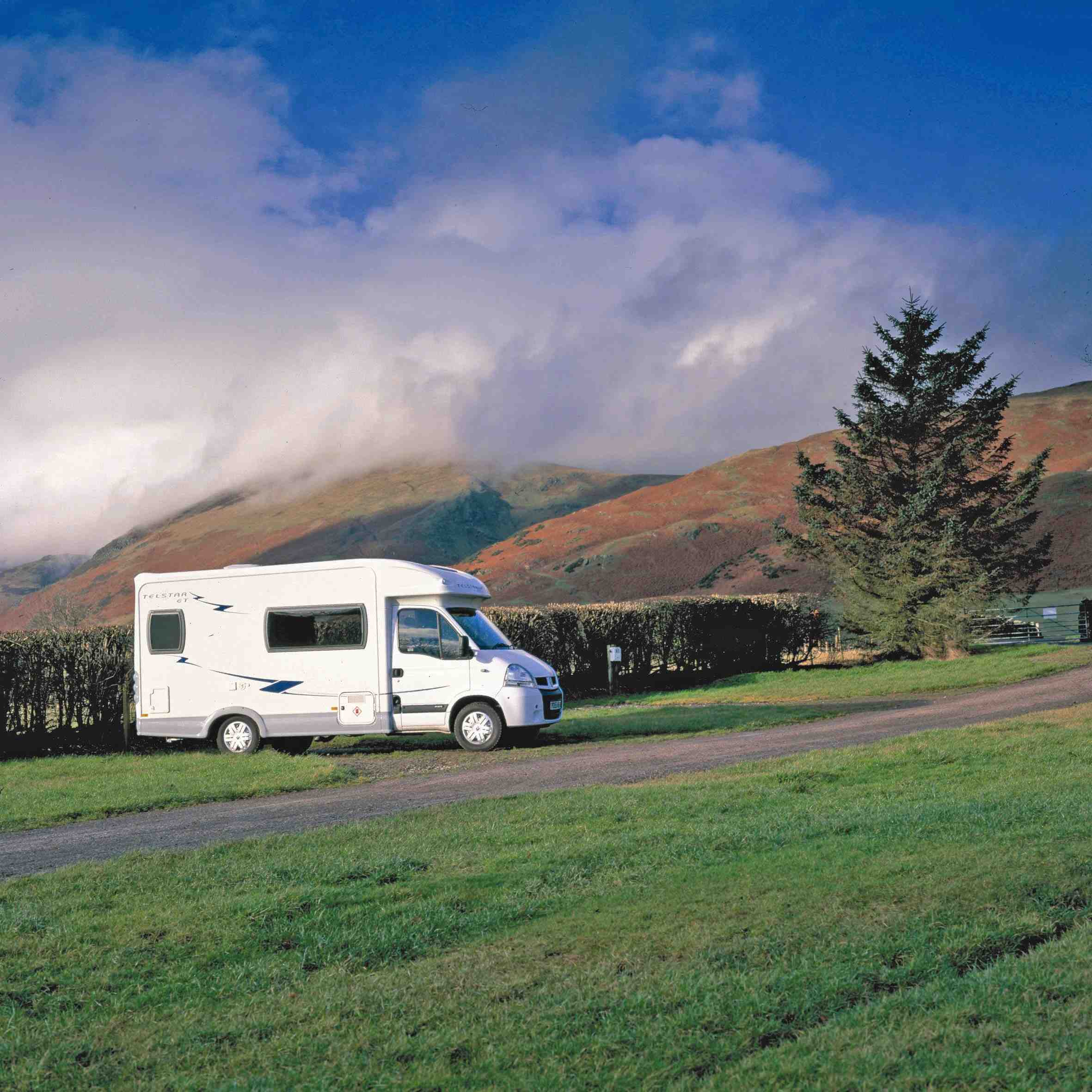 Preserving your motorhome battery to power your security devices