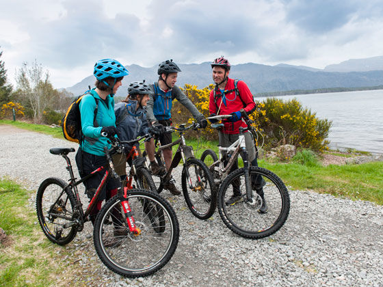Our Top Campsites for Cycling Holidays