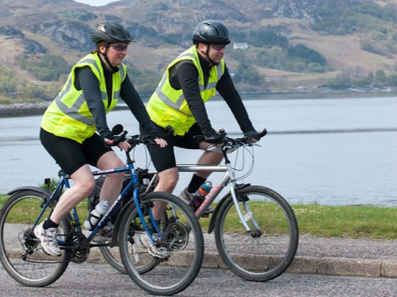 Scotland Tour – Speyside to Rosemarkie using the National Cycle Network