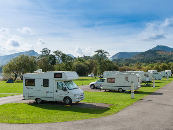 The Camping and Caravanning Club Voucher Policy