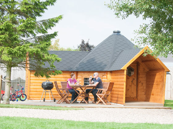 Cabins - The Camping and Caravanning Club