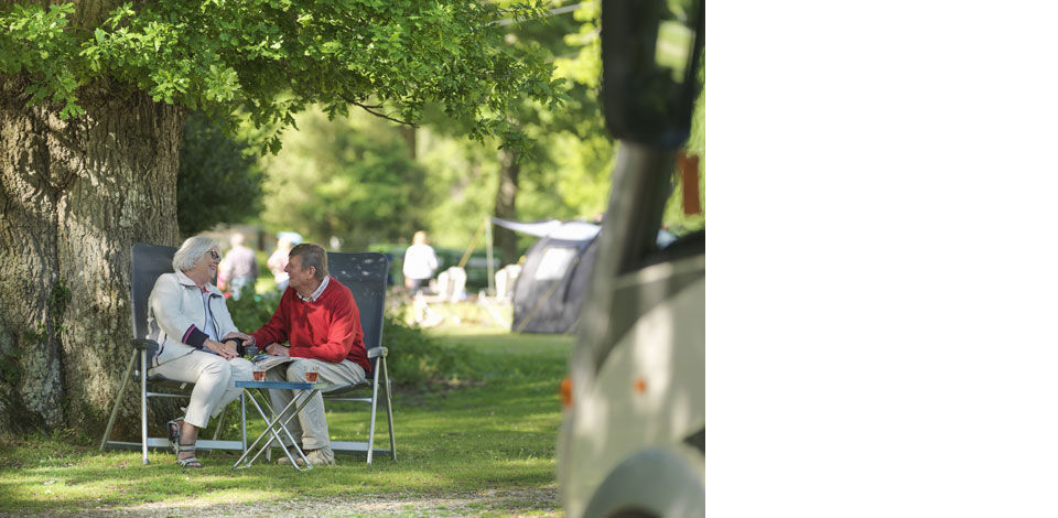 Extend your camping breaks a little longer!