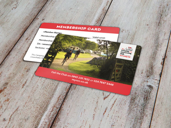 Membership Card Photo Competition