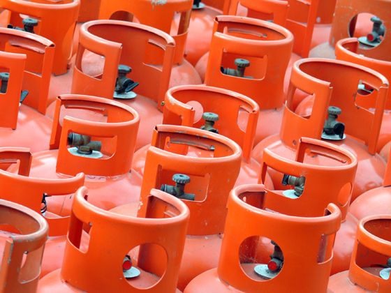 Advice on the Use of External Gas Cylinders on Club Sites