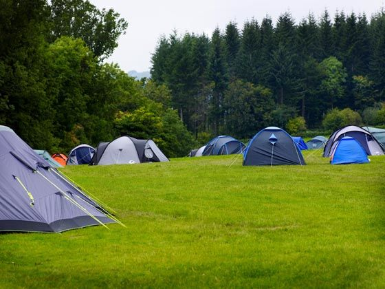 Types of tent & New to tents - The Camping and Caravanning Club