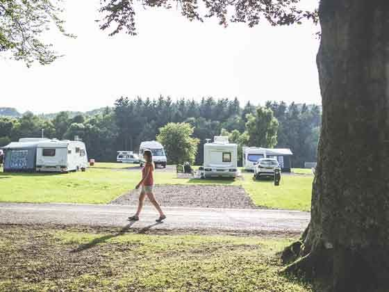 UK Summer Motorhome & Caravan Show 2018