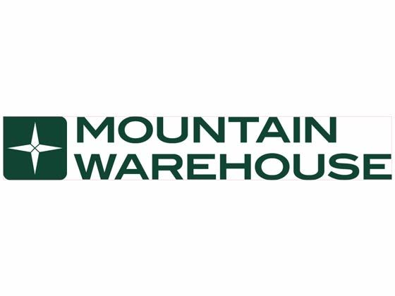 Mountain Warehouse        15% Discount