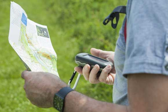 Quick guide on getting started with Geocaching