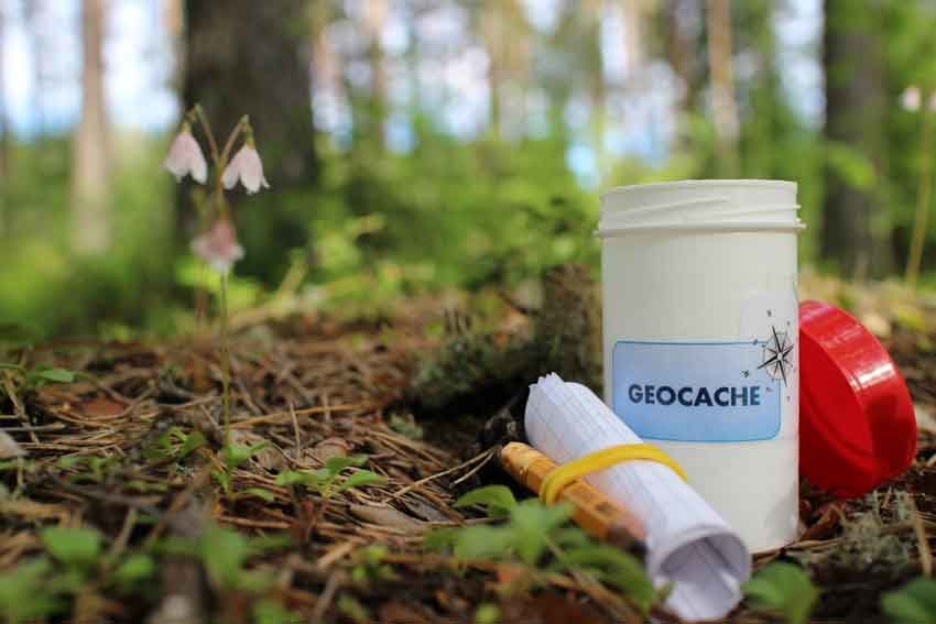 Benefits of Geocaching