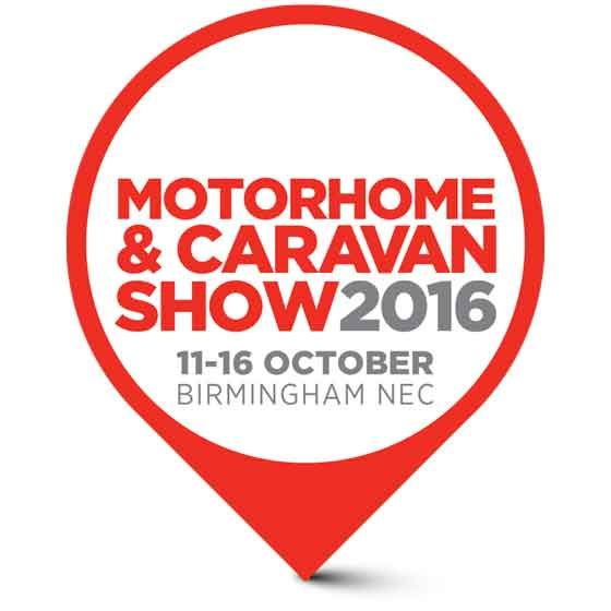 Motorhome & Caravan Show 2016 Offer