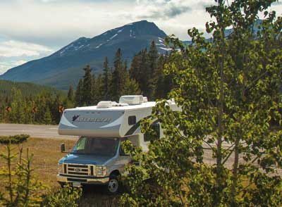 Worldwide Motorhoming Holidays Brochure