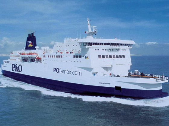Win a European Travel Service holiday plus return crossings courtesy of P&O Ferries