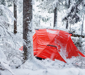 Braving Britain's extremes: keeping yourself safe during winter camping