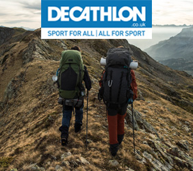 Introducing Decathlon, proud partners of Camping Club Youth