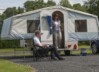 Trailer tents: staying safe and avoiding claims