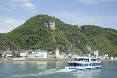 Food, fireworks and festival - Rhine and Moselle Valleys