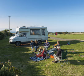 Bezoekers Uit Nederland The Camping And Caravanning Club