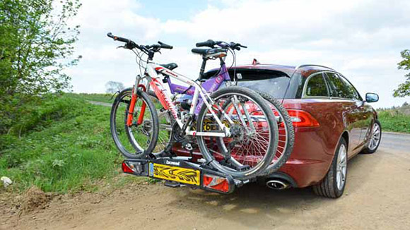 Win a Bosal Traveller II compact cycle carrier