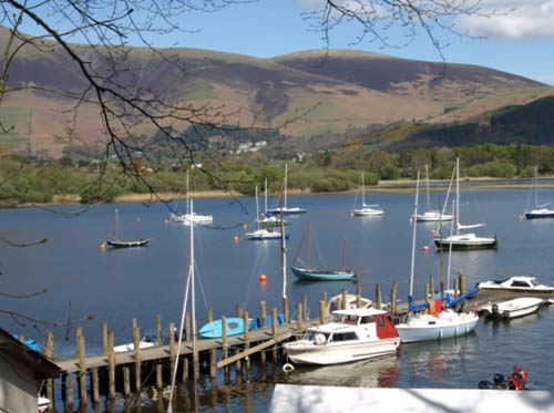Keswick Club Site walks