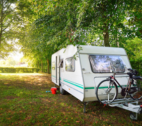 Caravan theft statistics from Club Care Insurance