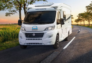 Winter Sun Motorhome Hire Offer
