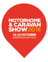 Motorhome & Caravan Show 2018 Offer