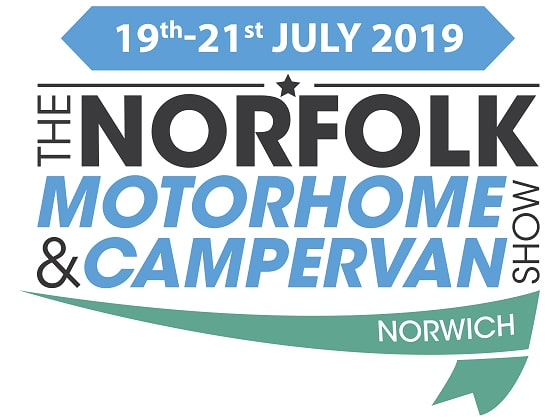 The Norfolk Motorhome Show 2019