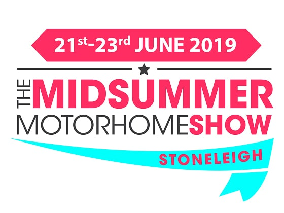 The Midsummer Motorhome Show, Stoneleigh 2019