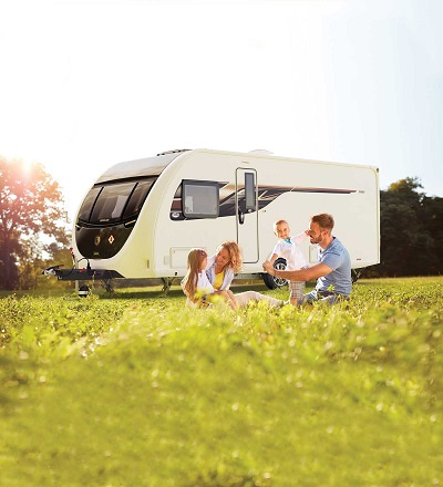 Win a caravan and an awning worth £26,500! - The Camping and