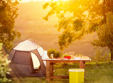 Camping Food and Cooking Ideas
