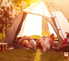 The Best Festival Tents and What to Look For