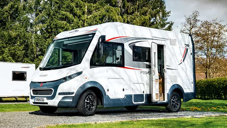 Guide to Your First Motorhome or Campervan Holiday