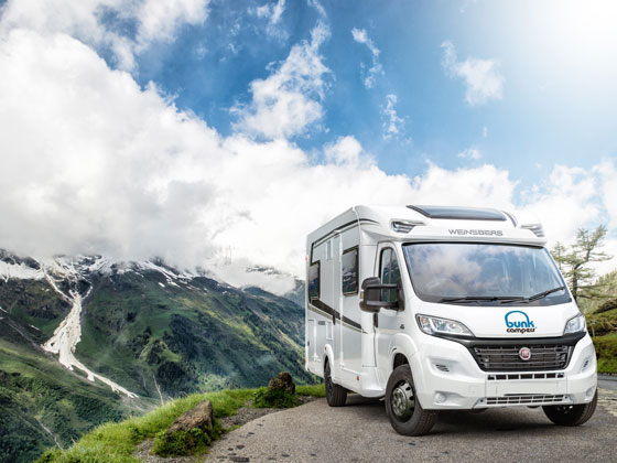 Bunk Campers Motorhome Hire Offer