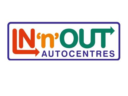 Up to 40% off at IN'n'OUT Autocentres