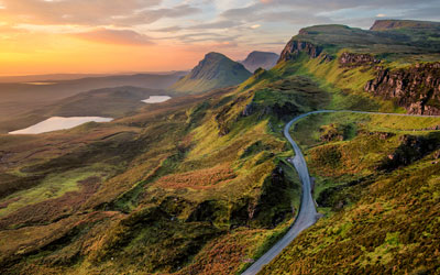 Top 8 Scotland Road Trips