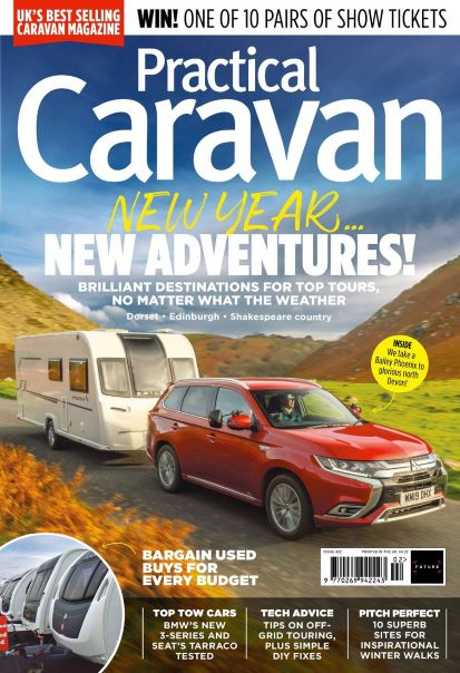 Practical Caravan and Practical Motorhome magazine offer
