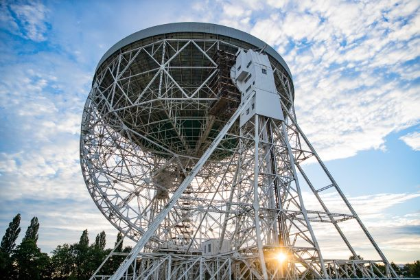 2-4-1 entry to Jodrell Bank Discovery Centre