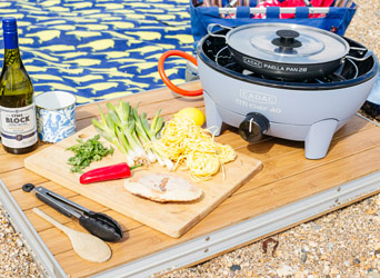 Win a Cadac Citi Chef 40 every month in 2020