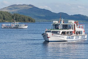 20% off at Cruise Loch Lomond